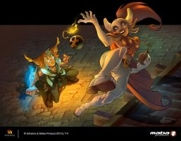 2-Panoply from Wakfu Games by MabaProduct