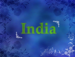 'India' Just a text effect by SiddharthMaheshwari