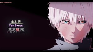 Ken Kaneki - Tokio Ghoul |Color| by Airest27