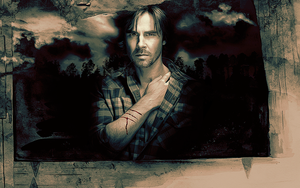 Haunted: Sam Merlotte by xsalvagex