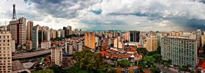 Sao Paulo by PatrickWally