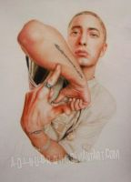 the.real.slim.shady EMINEM by A-D-I--N-U-G-R-O-H-O