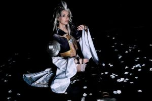 Kuja Cosplay- Ghostlike by Abessinier