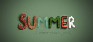 Summer is ... by qubq