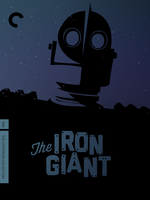 The Iron Giant Criterion Edition by Fuhrmaneck66