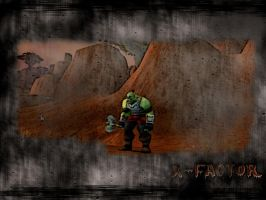 World of Warcraft by lxfactorl