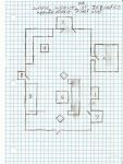 Jo and Meira's apartment floor one outline by Kuwathen