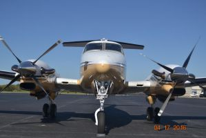 Beech King Air by Indianoutlaw5620