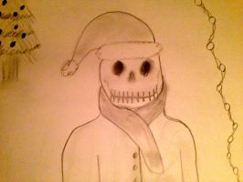 Nightmare Before Christmas After Christmas by angelholmes
