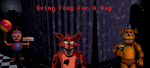Being Foxy by GDWallace