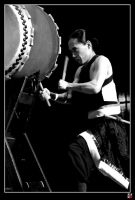 Ching Dul Drum by tensai-riot