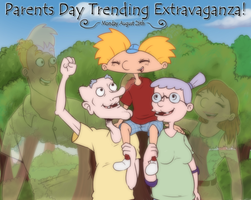 Parent's Day Trending Extravaganza! by Patsuko