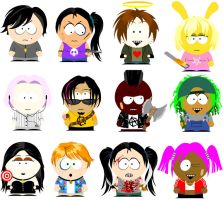 We went to South Park by Candy2021
