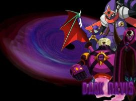 Wallpaper - Dark Navis by mechsaiyan