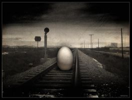 Suicide Egg by trygothic