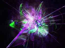 Electric Synth Collision by Thimix2