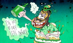 Happy San Patricks day by Makinita