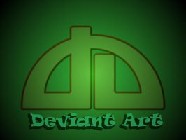 Deviant art logo By me by SingToLife