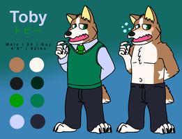 Toby by JomoOval