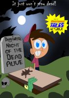 Night of the Dead Alive poster by AdvancedDefense
