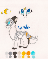 Winter ref sheet {scanned} by snowgraywhite