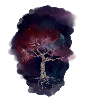 Tree of Stars by QueerCoyote