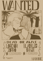 WANTED by MichaelSilverleaf