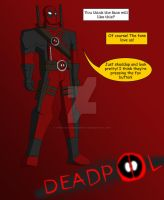 The Amazing Incredible Uncanny Invincible Deadpool by TheScarletMercenary