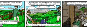 Summer Wine Comic 26 by MST3Claye