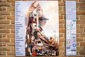 Vlissingen Mural 3 by TLO-Photography