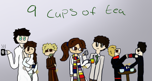 On The Ninth Day of Wholock by Fgpinky123
