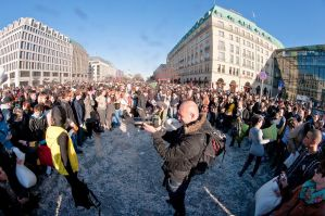 Berlin pillow fight 2011 - 23 by Egg-Salad