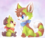Siblings by Smushey