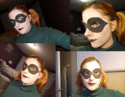New Harley Make-up Test : WIP by Lossien