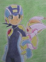 rockman and trill by ick25