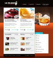 Web Gourmet Shop by lKaos