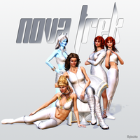 Ladies of Nova Trek by mylochka