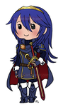 Chibi Lucina by roseannepage