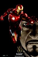 Iron Man 3 Teaser Poster by PaulRom