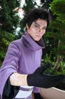 Naruto Shippuden - Uchiha Obito by Xeno-Photography