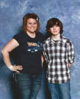 Chandler Riggs - Photo op by sugarpoultry