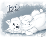 Commission: Boo by Pandas-R-Us