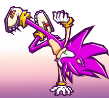 Rush -Sonic battle style-  -CM price- by Rush88