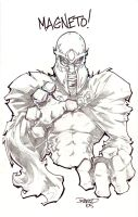 PRIZE for CONTEST 2 - MAGNETO by rantz
