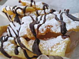 Chocolate Fry Bread by kgpanelo