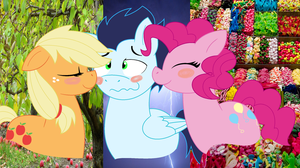 MLP:SoaringApplePies Threesomes are Magic by Strawberry-Spritz