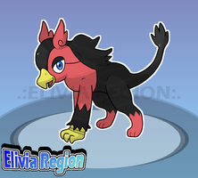 #005 - Nighriffe by Elivia-Region