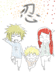 Our Family is...Shinobi! by PeachBerryDivision