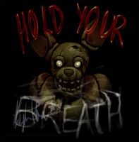 Five Nights at Freddy's 3 by ScittyKitty