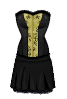 Sharon Den Adel's Dress 2 by WTanna